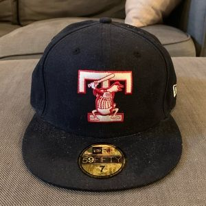 Toledo Mudhens Hat